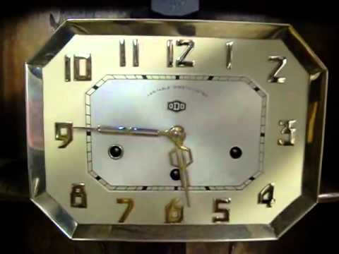 Âm thanh đồng hồ cổ ODO - Westminster