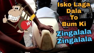 Isko Laga Dala To Bum Zingalala | Tvs Ntorq | Modification | VBO Life | 2018