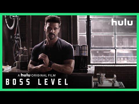Boss Level - Trailer (Official) • A Hulu Original