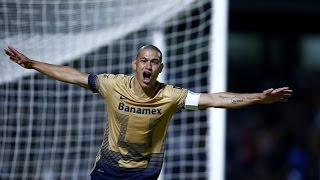 Pumas 5-0 Atlas | El Color 2015