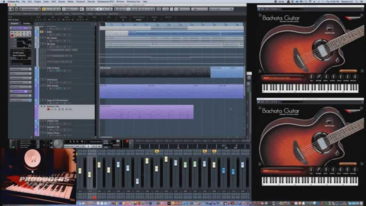 bachata guitar vsti plugin demo for mac au vst and windows vst youtube. Black Bedroom Furniture Sets. Home Design Ideas