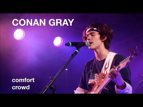 Conan Gray - Comfort Crowd (LIVE: U Street Music Hall, Washington D.C. 3/29/19) Mp3