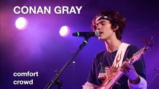 Conan Gray - Comfort Crowd (LIVE: U Street Music Hall, Washington D.C. 3/29/19)