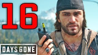 TI TROVERÒ! (emozionante) - DAYS GONE [Walkthrough Gameplay ITA HD - PARTE 16]