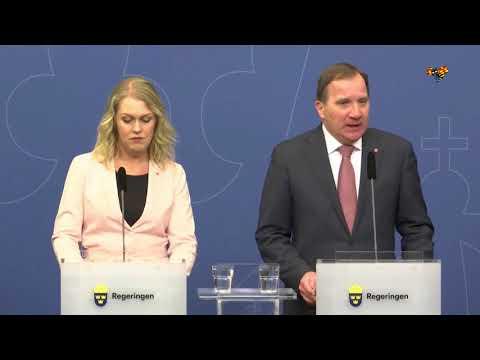 Lena Hallengren (S) blir ny barn-, äldre- och jämställdhetsminister