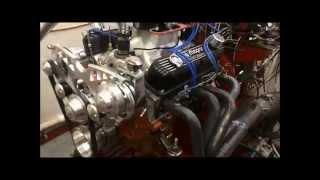 Small Block Mopar 416cid Dyno Test