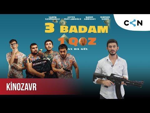 KinoZavr #25 -  3 Badam 1 Qoz / +12 Olmayan Film