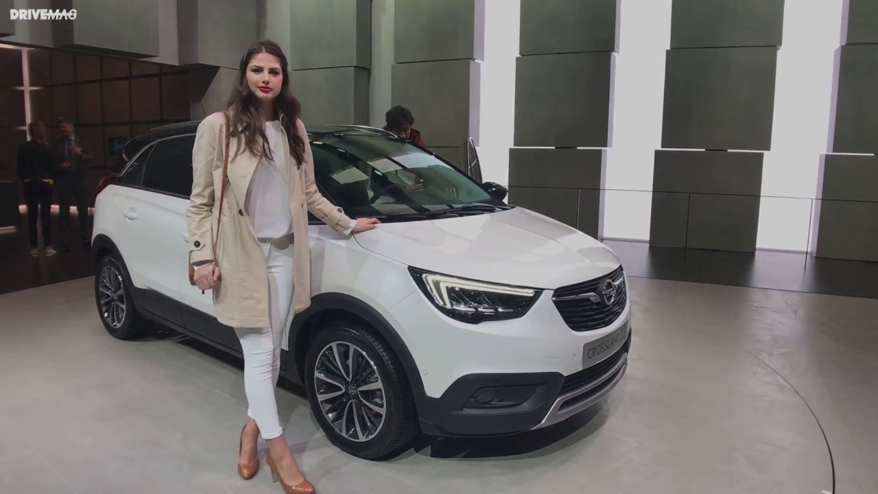 2017 opel crossland x first look youtube. Black Bedroom Furniture Sets. Home Design Ideas
