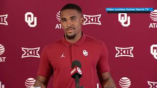 OU Football: Jalen Hurts' first OU-Texas game
