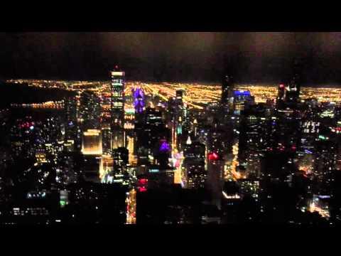 Chicago From John Hancock Tower