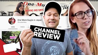 What A Channel Review With My Team Is Really Like