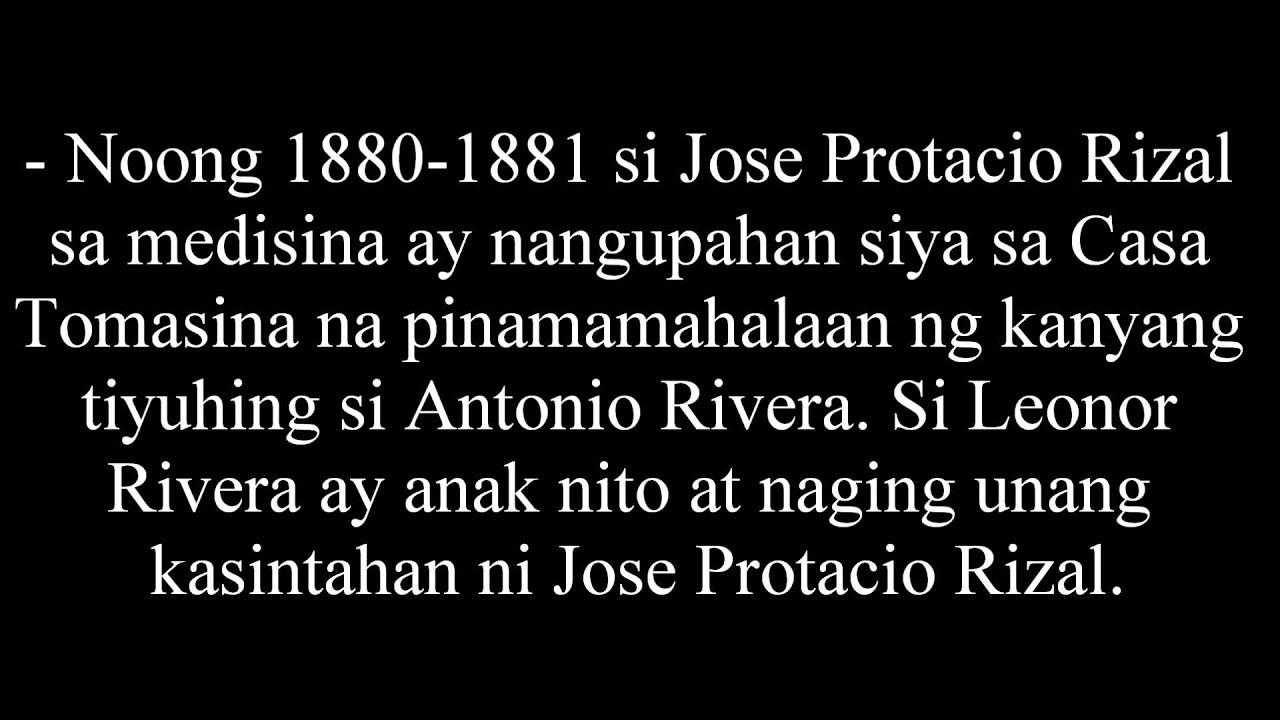 Talambuhay Ni Jose Rizal Pdf