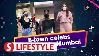 Indian celebs snapped in Mumbai