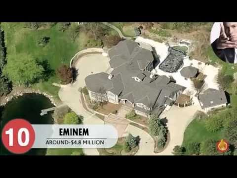 Download Top 10 Most Expensive Rappers Mansions 2016