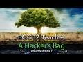 What's Inside A Hacker's Backpack/Bag?