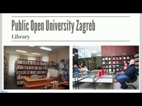 CLICK Zagreb - Public Open University Zagreb