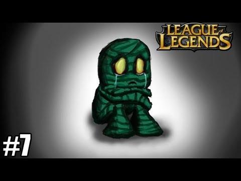 видео: league of legends #7 [Печальный Амуму]