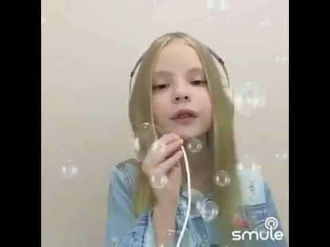 SMULE Cover «Босая» 👣 2Маши Sofia Fomenko 9 Y. O.