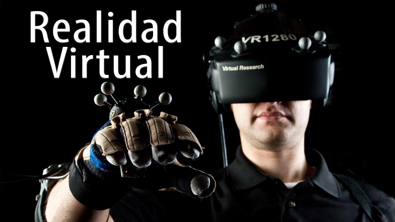 Realidad Virtual ¿Cómo funciona? y Usos