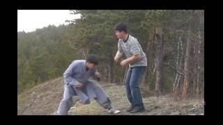 Тренировка приемов ушу на горе /Wushu training(приятно выбраться в лес и позаниматься боевыми искусствами., 2016-08-03T06:26:52.000Z)