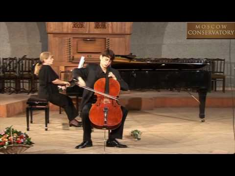 S. Rachmaninov - «Vocalise». Narek Hakhnazaryan