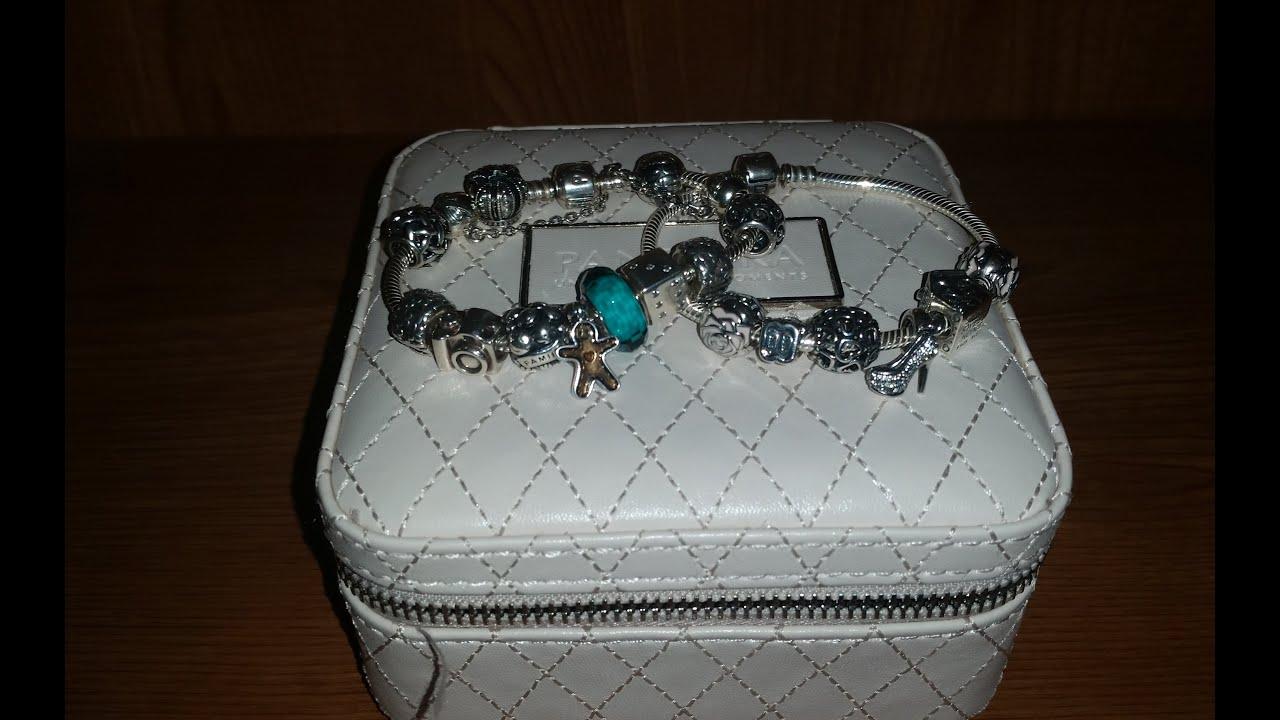pulsera pandora charms originales