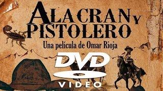 DVD Alacrán y pistolero- A la venta el 6 de Diciembre