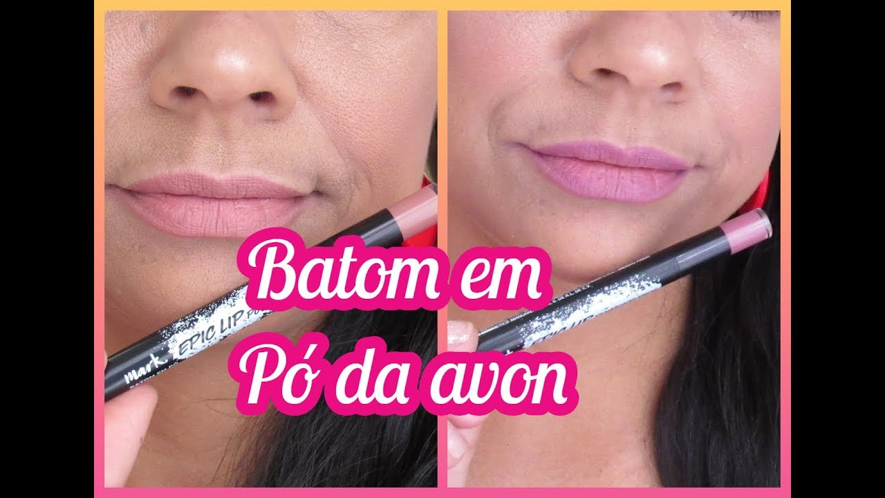 NOVA COLEÇÃO DE BATOM DA ANITA - YouTube