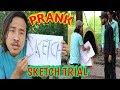 Sketch Trial || Prank video || Alish Rai ||