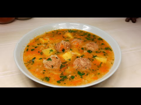 Суп «Кололак» ./ Soup «Kololak»