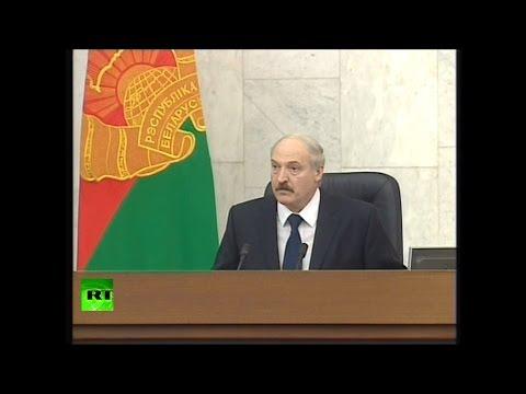 Лукашенко: Украина «сдала