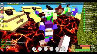 Biggest giveaway at roblox 100000000000 mags crystal god bag gold and EXP