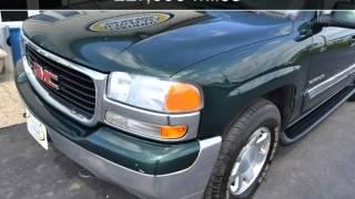 2001 GMC Yukon XL SLT Used Cars - Alexandria,Minnesota - 2014-07-28