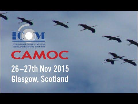 CAMOC Migration Workshop Day2 Video3: Glaschu Gaidhlig, Rona Dhòmhnallach