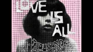 Love is All - Kungen [OFFICIAL AUDIO]