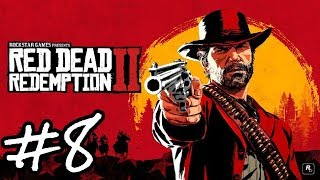 BITKA W BARZE! - Let's Play Red Dead Redemption 2 #8 [PS4]