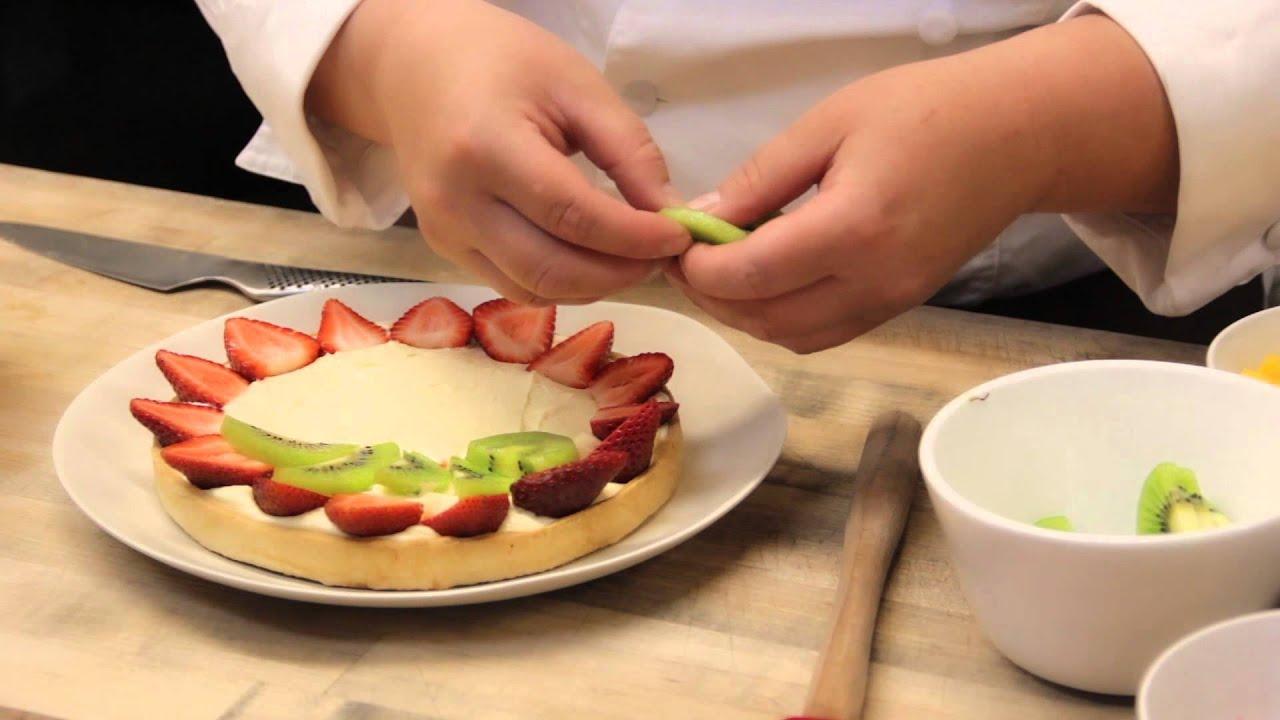 how to make a fruit glaze