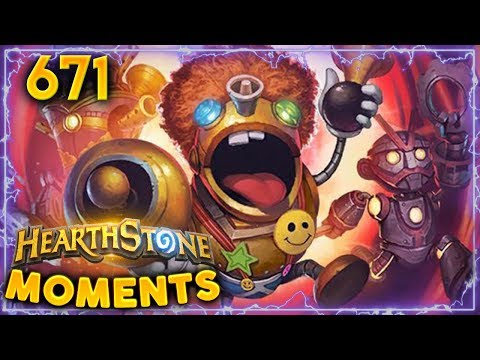 Next Level Unlucky!! | Hearthstone Daily Moments Ep. 671