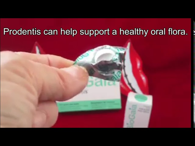 Probiotics and your oral health