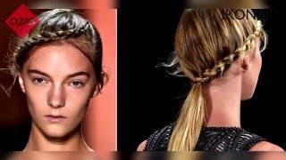 KAIP GALI PASIKEISTI ŠĮ PAVASARĮ? Paprastos, bet madingos pavasario šukuosenos!