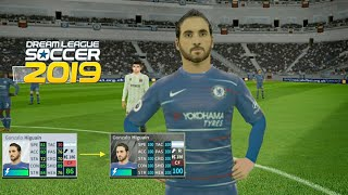 How To Chelsea Team 2018▪️ All 100 Player▪️ Dream league Soccer 2019