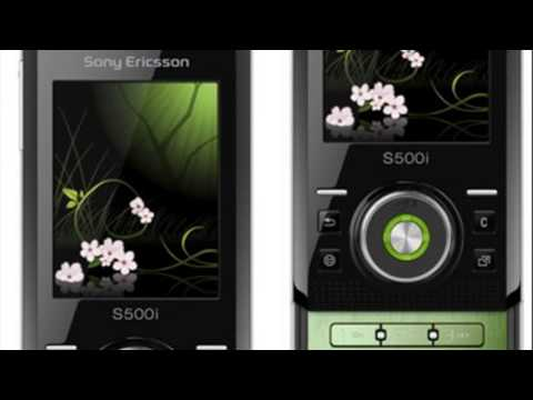 Sony ericsson s500 size real life visualization and comparison.
