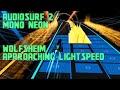 [AudioSurf 2 - Mono Neon] Wolfsheim - Approaching Lightspeed