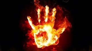 Cách làm bàn tay lửa đơn giản an toàn.