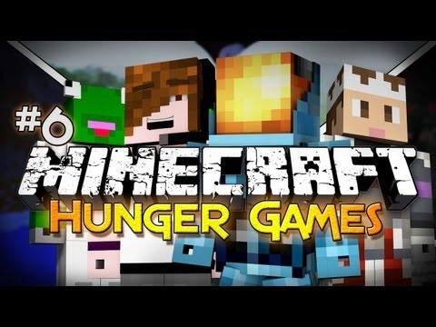 Minecraft: Hunger Games #6 - Official Survival Games 6 (Round 2)