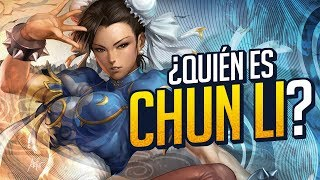 La historia de Chun Li (Street Fighter)
