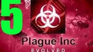 Plague Inc Evolved  Прохождение на русском  Часть 5   Червь   Нейро гнилец