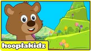 The Bear Went Over the Mountain | Nursery Rhymes | Classic Nursery Rhymes For Kids