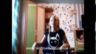 Видео Пашковой Валерии на конкурс от Rainbow Loom