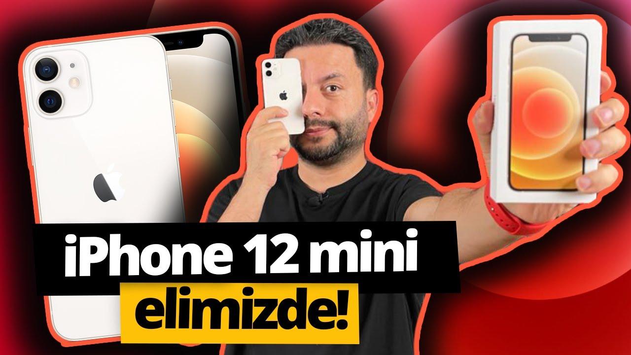 iPhone 12 Mini Elimizde! (10.000TL Eder mi?)